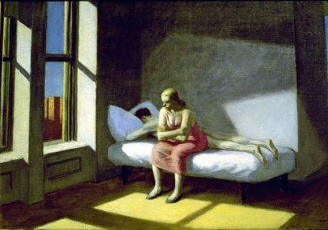 Hopper Summer in the city _opposto escursione